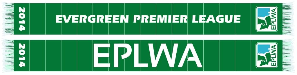 EPLWA 2014 scarf