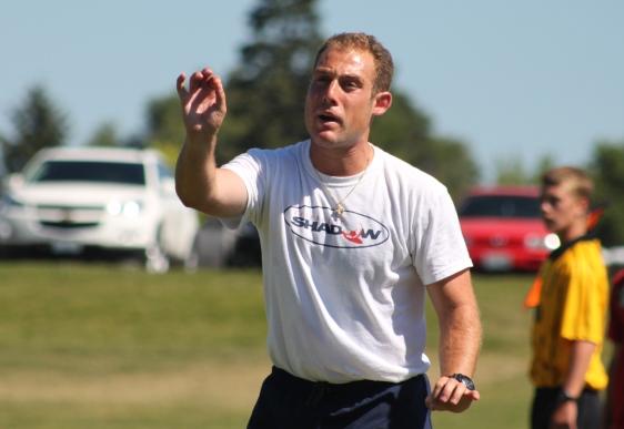Niko Varlamos has been named assistant coach of the Evergreen Premier League's Spokane Shadow Men. (INWsoccerNews.com photo)