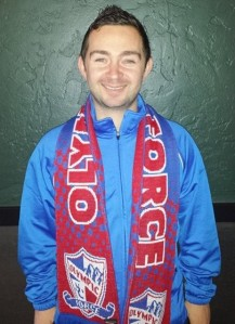 Kevin Skinner, head coach of the EPLWA Olympic Force.