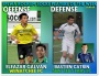 Eleazar Galvan (offense) and Bastien Catrin (defense) shine as May 10 EPLWA Rock'em Socks Players of the Week