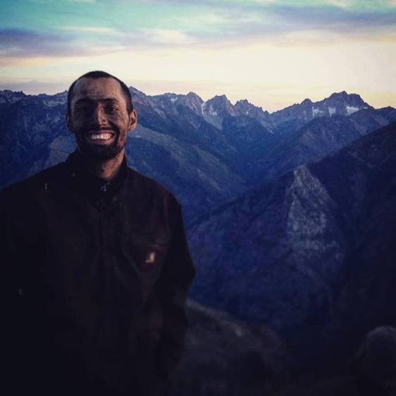 Social Buzz: This photo of Wenatchee FC defender Vidal Hurtado standing in near Icicle Ridge has been a hot view this week on Facebook.