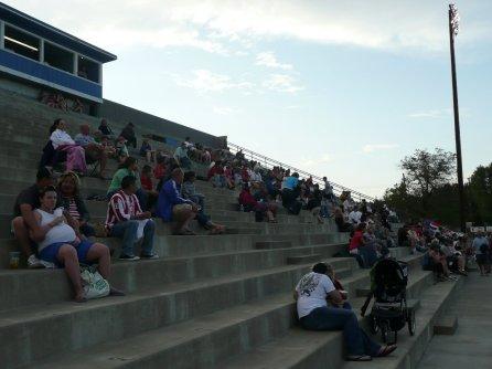Marquette Stadium, Yakima.